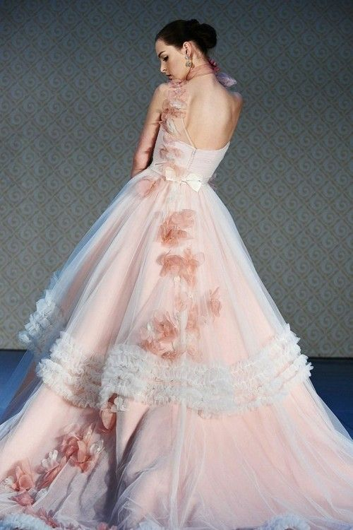 Fashion Friday and a Hint of Pink   Born to Be a Bride