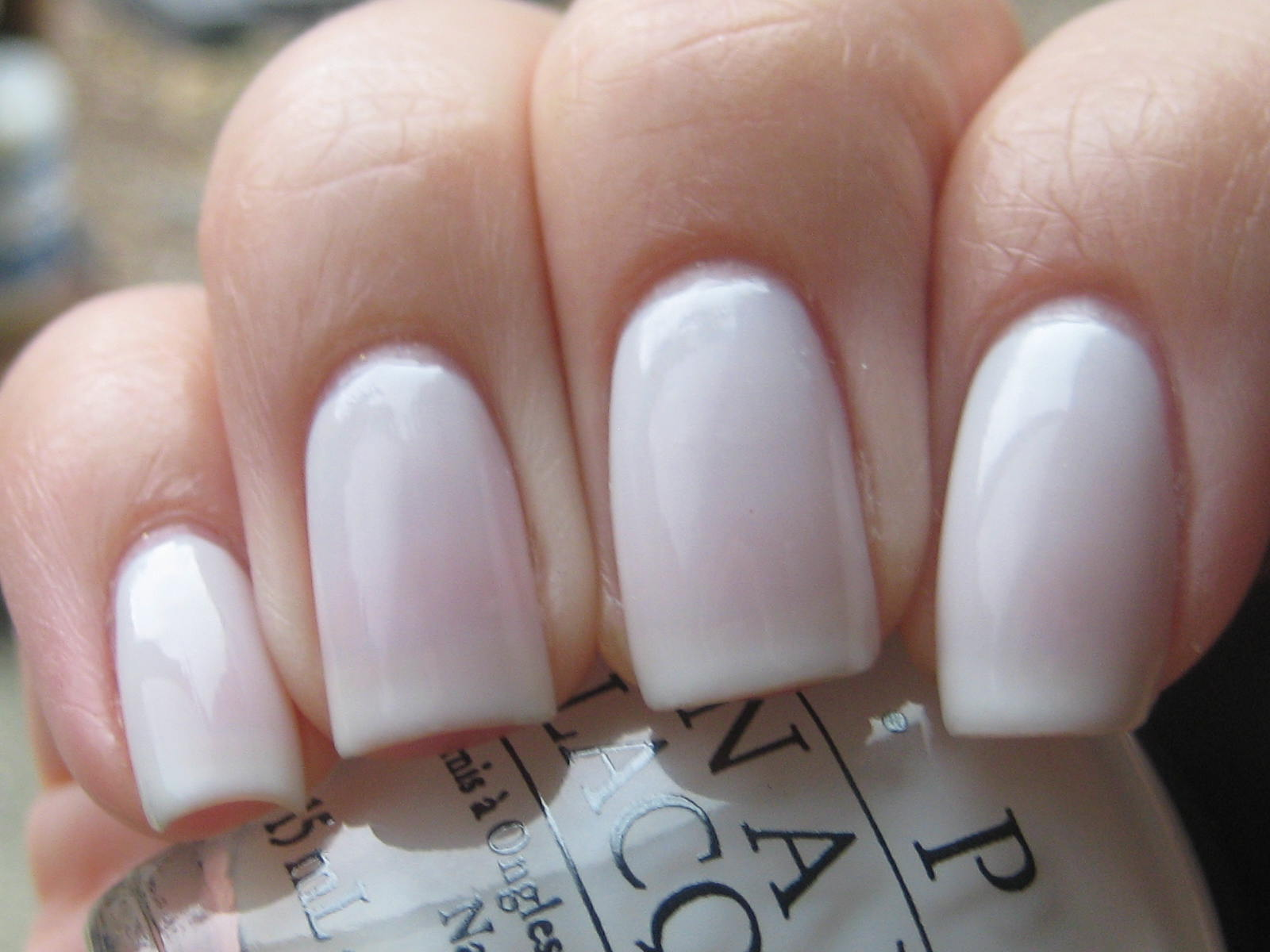 opi funny bunny | Born to be a Bride