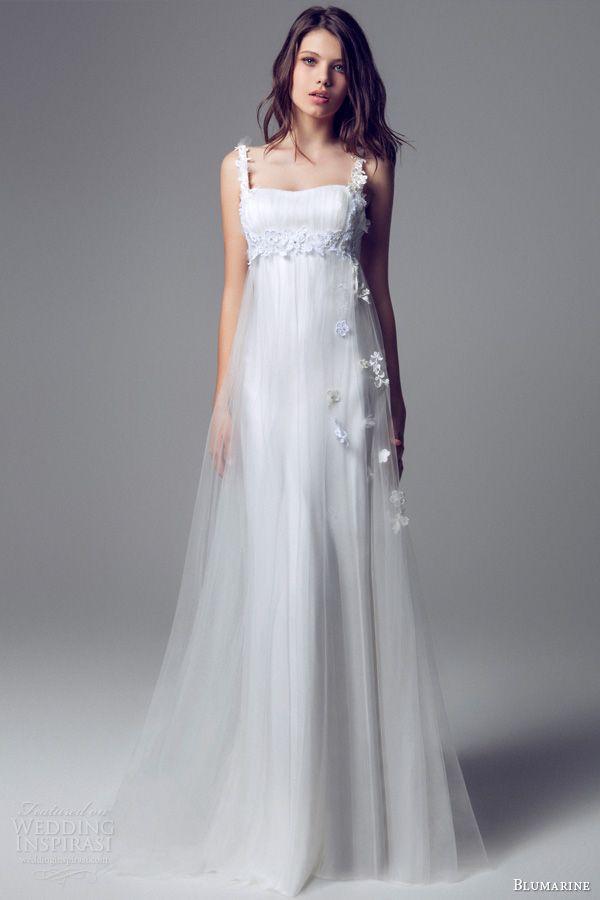 Loose Wedding Dresses