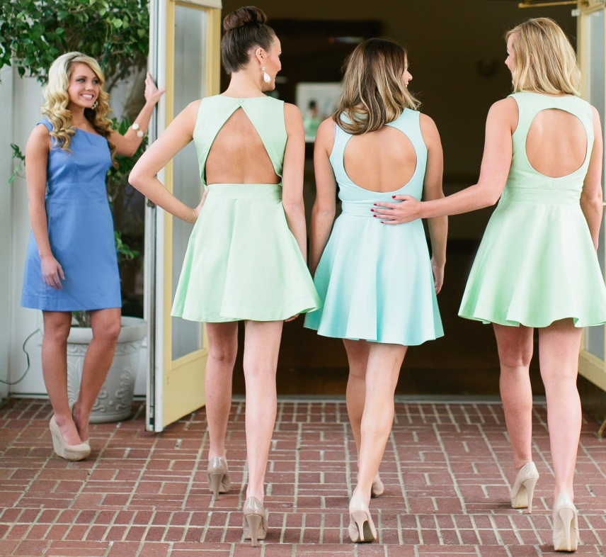 Chic, Affordable Bridesmaids Dresses: Yes, They Exist | Born to Be ...