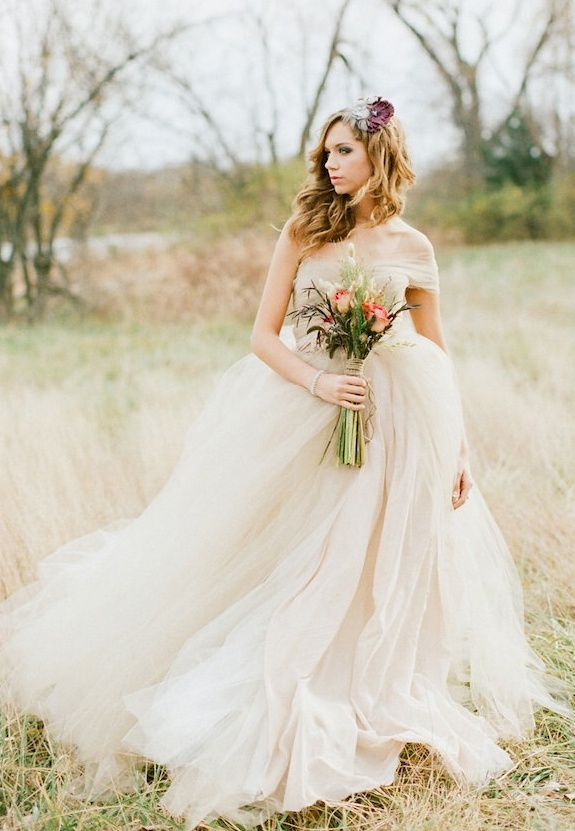 wedding gown fabric | Born to Be a Bride
